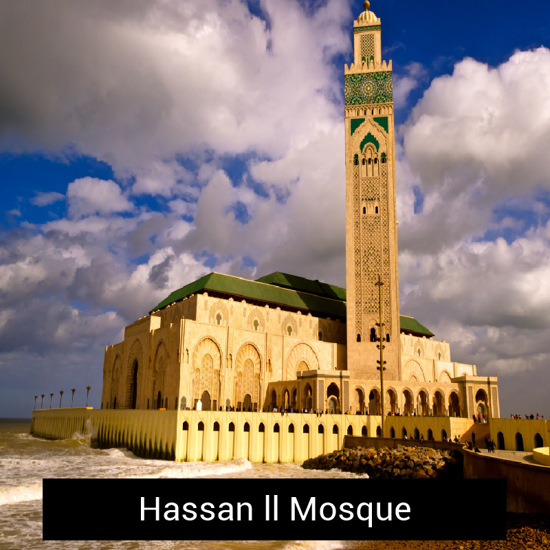 Morocco All Inclusive Holidays: 11D9N MOROCCO + SPAIN + PORTUGAL